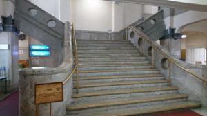 miyazaki-prefectural-office-stairs