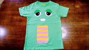 gachapin-tshirt
